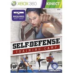 Foto Jogo Self-Defense Training Camp Xbox 360 Ubisoft