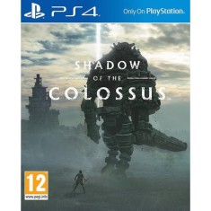 Jogo Shadow of the Colossus PS4 Sony