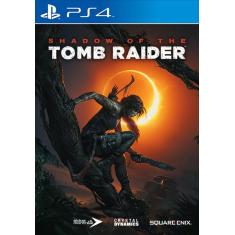 Jogo Shadow of the Tomb Raider PS4 Square Enix