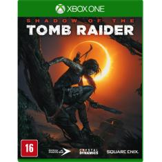 Jogo Shadow of the Tomb Raider Xbox One Square Enix