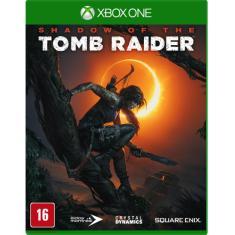 Jogo Shadow of the Tomb Raider Xbox One Square Enix