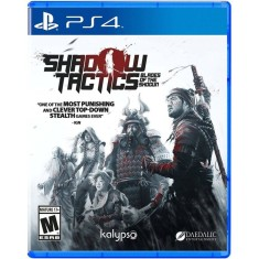 Foto Jogo Shadow Tactics Blades of the Shogun PS4 Kalypso Media