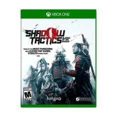 Jogo Shadow Tactics Blades of the Shogun Xbox One Kalypso Media