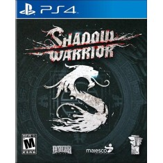 Jogo Shadow Warrior PS4 Majesco Entertainment