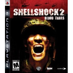 Foto Jogo Shellshock 2: Blood Trails PlayStation 3 Eidos Interactive