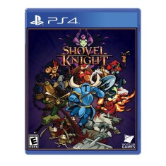 Foto Jogo Shovel Knight PS4 Yacht Club Games