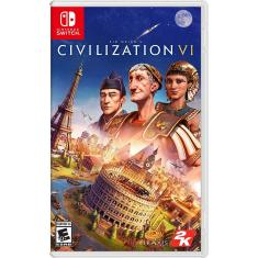 Jogo Sid Meier's Civilization VI 2K Nintendo Switch