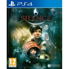 Foto Jogo Silence PS4 Arrowhead Game Studios
