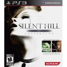 Foto Jogo Silent Hill HD Collection PlayStation 3 Konami