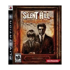 Foto Jogo Silent Hill: Homecoming PlayStation 3 Konami