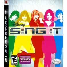 Foto Jogo Sing it: Disney PlayStation 3 Disney
