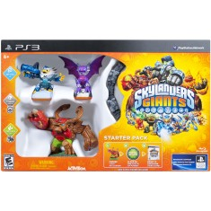 Jogo Skylanders Giants - Starter Pack PlayStation 3 Activision