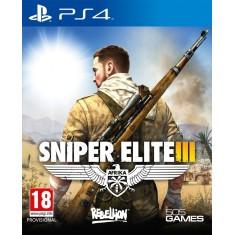 Jogo Sniper Elite III PS4 505 Games