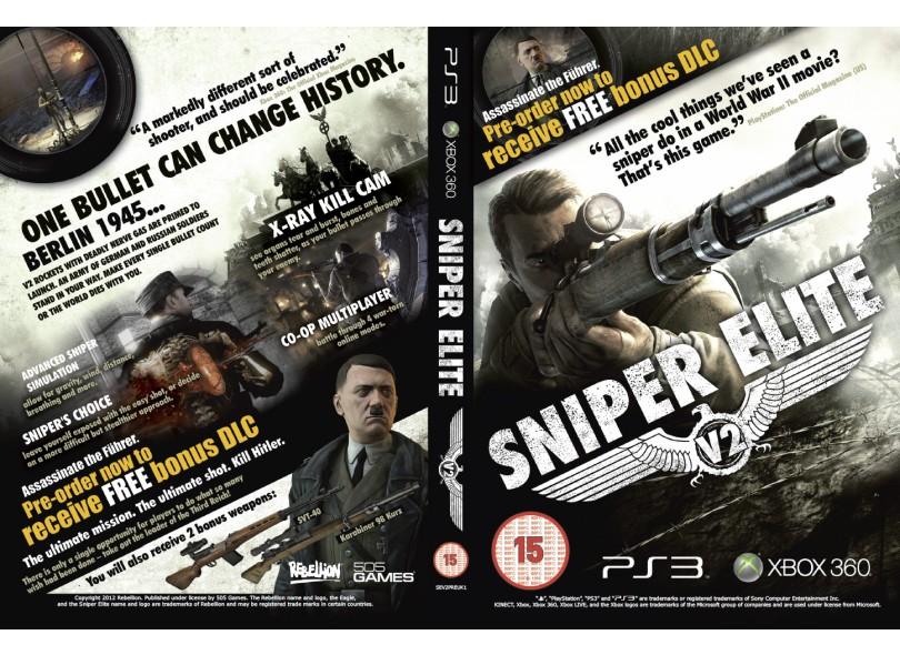 Jogo Sniper Elite V2 Playstation 3 505 Games