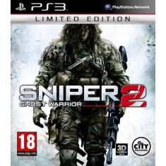 Foto Jogo Sniper Ghost Warrior 2 PlayStation 3 CI Games