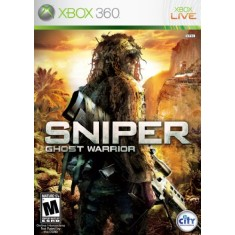 Jogo Sniper: Ghost Warrior Xbox 360 505 Games