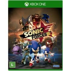 Jogo Sonic Forces Xbox One Sega