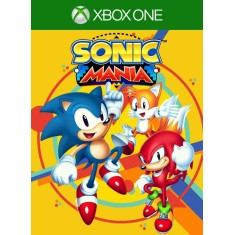 Jogo Sonic Mania Xbox One Sega