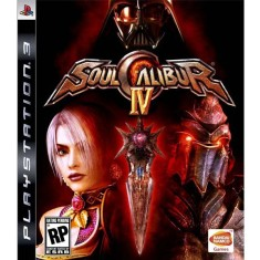 Jogo Soul Calibur IV PlayStation 3 Bandai Namco