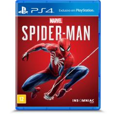 Foto Jogo Spider-Man PS4 Insomniac | Amazon