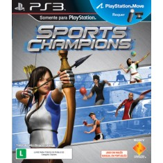 Foto Jogo Sports Champions PlayStation 3 Sony
