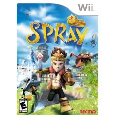 Jogo Spray Wii Tecmo