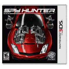 Foto Jogo Spy Hunter Warner Bros Nintendo 3DS