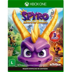 Jogo Spyro Reignited Trilogy Xbox One Activision