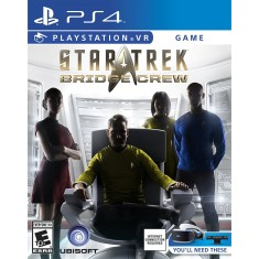 Foto Jogo Star Trek Bridge Crew PS4 Ubisoft