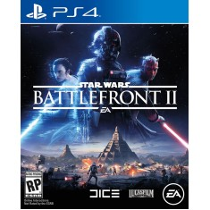 Jogo Star Wars Battlefront II PS4 EA