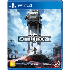 Jogo Star Wars Battlefront PS4 EA