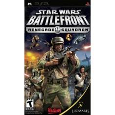 Jogo Star Wars Battlefront Renegade Squadron LucasArts PlayStation Portátil