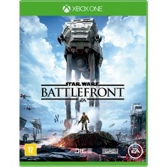 Foto Jogo Star Wars Battlefront Xbox One EA