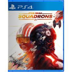 Jogo Star Wars Squadrons PS4 EA