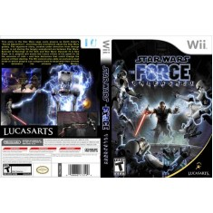 Foto Jogo Star Wars: The Force Unleashed II Wii LucasArts
