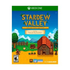 Jogo Stardew Valley Xbox One Chucklefish