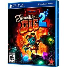 Jogo Steam World Dig 2 PS4 Rising Star Games