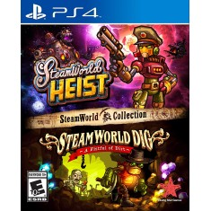 Foto Jogo Steamworld Collection PS4 Rising Star Games