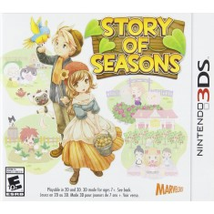 Foto Jogo Story of Seasons Marvelous Interactive Nintendo 3DS
