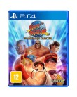 Jogo Street Fighter 30th Anniversary Collection PS4 Capcom