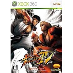 Jogo Street Fighter IV Xbox 360 Capcom