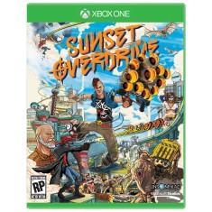 Jogo Sunset Overdrive Xbox One Microsoft