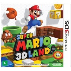 Jogo Super Mario 3D Land Nintendo 3DS