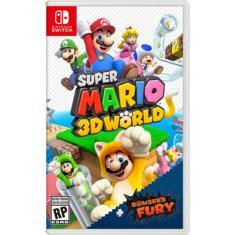 Jogo Super Mario 3D World Nintendo Nintendo Switch