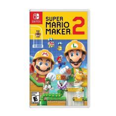 Jogo Super Mario Maker 2 Nintendo Nintendo Switch
