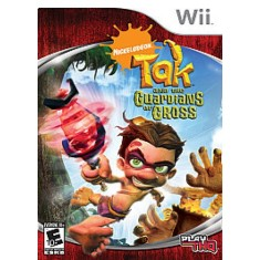 Jogo Tak and the Guardians of Gross Wii THQ