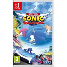 Jogo Team Sonic Racing Sega Nintendo Switch
