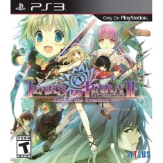 Foto Jogo Tears to Tiara II: Heir of the Overlord PlayStation 3 Atlus