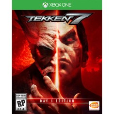 Jogo Tekken 7 Xbox One Bandai Namco