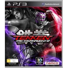 Jogo Tekken Tag Tournament 2 PlayStation 3 Namco